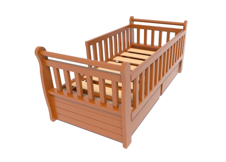 Детская кровать ФеяДетские кроватки<br>Детская экологически чистая кровать.&amp;lt;div&amp;gt;&amp;lt;br&amp;gt;&amp;lt;div&amp;gt;Спальное место: 160*80 см.&amp;amp;nbsp;&amp;lt;/div&amp;gt;&amp;lt;div&amp;gt;В стоимость входит основание кровати, крепления.&amp;amp;nbsp;&amp;lt;/div&amp;gt;&amp;lt;/div&amp;gt;<br><br>Material: Сосна<br>Length см: 180<br>Width см: 88<br>Depth см: None<br>Height см: 95<br>Diameter см: None
