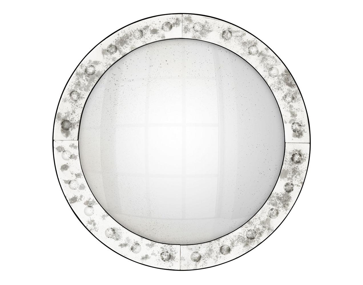 ЗеркалоНастенные зеркала<br>Зеркало Mirror Pasteur состаренное в зеркальной рамке.<br><br>Material: Стекло<br>Ширина см: 92.0<br>Высота см: 92.0