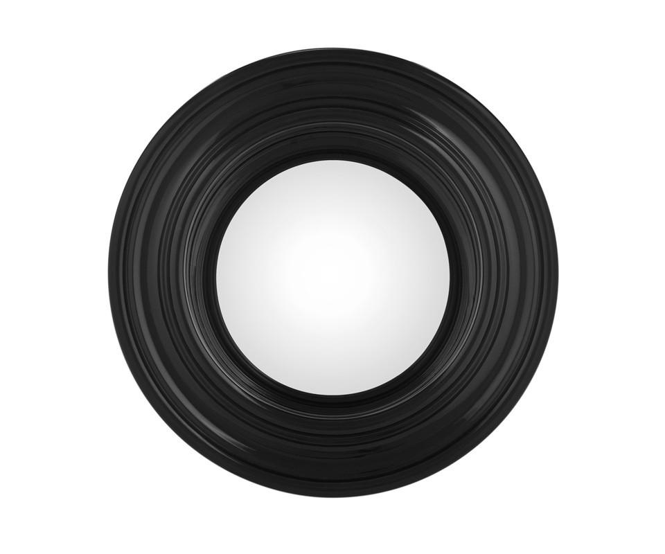 ЗеркалоНастенные зеркала<br>Зеркало Mirror Mangrove в деревянной раме черного цвета.<br><br>Material: Дерево<br>Diameter см: 60