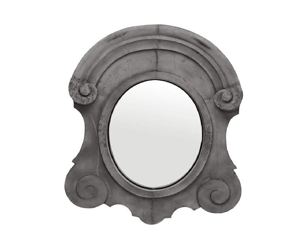ЗеркалоНастенные зеркала<br>Зеркало Metropolitan в металлической рамке с оригинальным дизайном.&amp;amp;nbsp;<br><br>Material: Металл<br>Ширина см: 118.0<br>Высота см: 23.0<br>Глубина см: 94.0