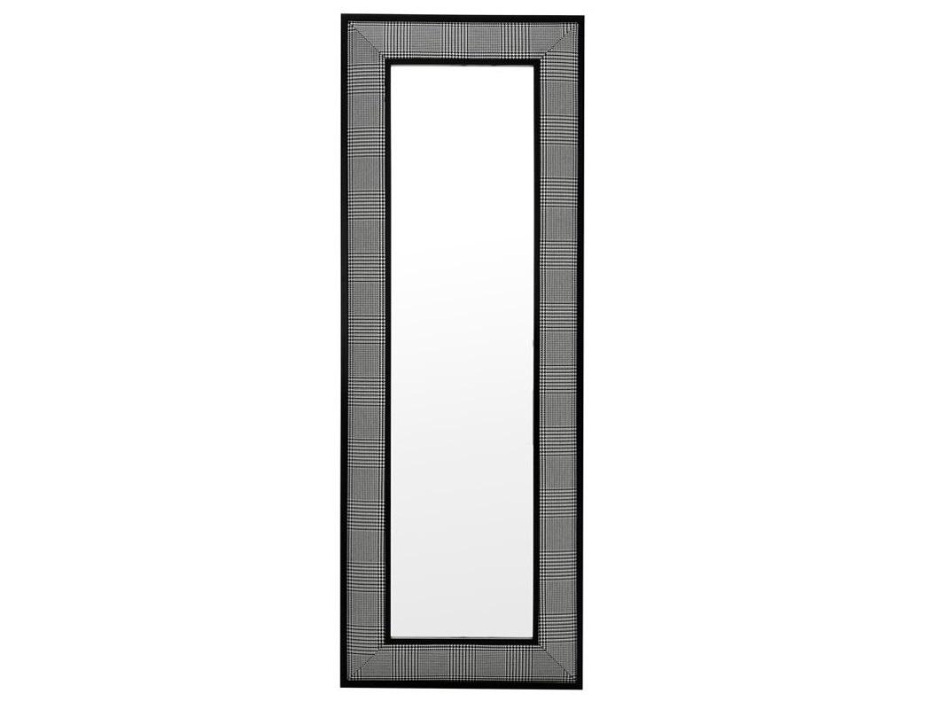 ЗеркалоНастенные зеркала<br>Зеркало Dixon в рамке из текстиля &amp;amp;#40;100&amp;amp;#37; полиэстер&amp;amp;#41; черного цвета.<br><br>Material: Текстиль<br>Width см: 80<br>Height см: 220