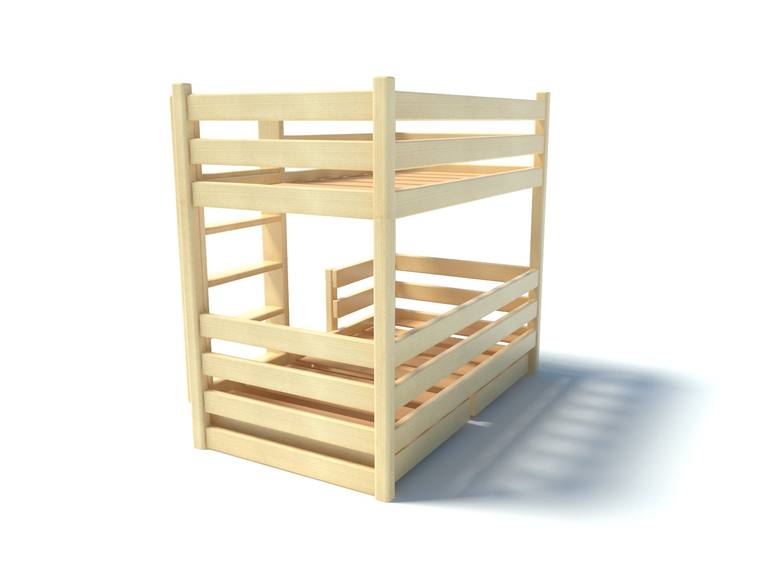Детская кровать ЯрусДетские кроватки<br>Детская экологически чистая кровать.&amp;lt;div&amp;gt;&amp;lt;br&amp;gt;&amp;lt;div&amp;gt;Спальное место: 160*80 см.&amp;amp;nbsp;&amp;lt;/div&amp;gt;&amp;lt;div&amp;gt;В стоимость входит основание кровати, крепления.&amp;amp;nbsp;&amp;lt;/div&amp;gt;&amp;lt;/div&amp;gt;<br><br>Material: Сосна<br>Length см: 170<br>Width см: 88<br>Depth см: None<br>Height см: 164<br>Diameter см: None
