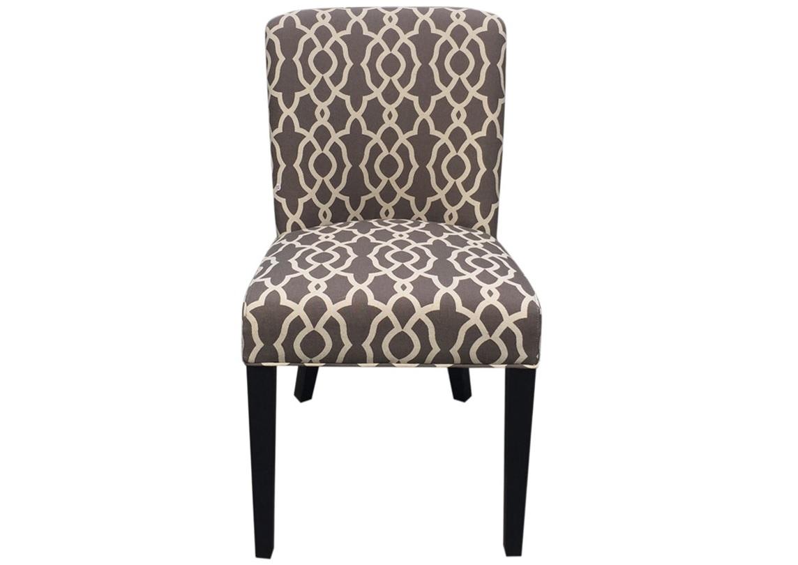 Стул Randi Side ChairОбеденные стулья<br><br><br>Material: Текстиль<br>Width см: 51<br>Depth см: 66<br>Height см: 90