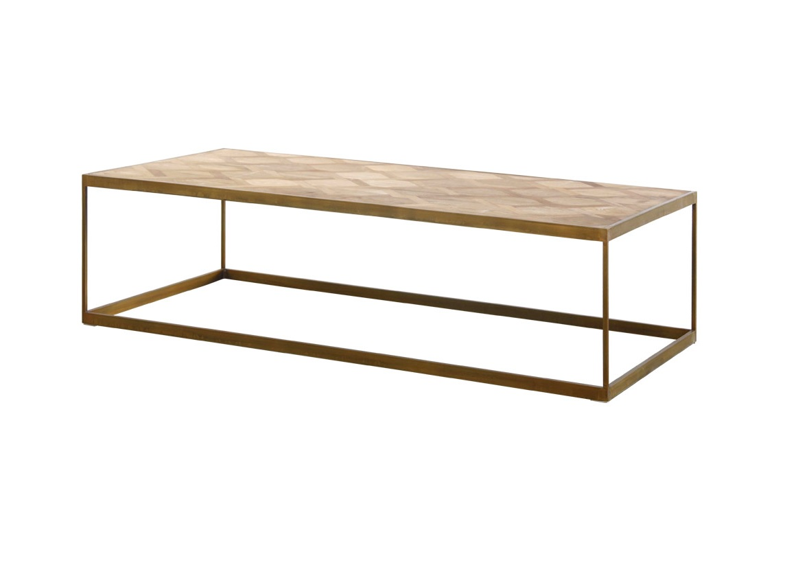 "Gramercy Кофейный столик ""Vernon Coffee Table""  цены"