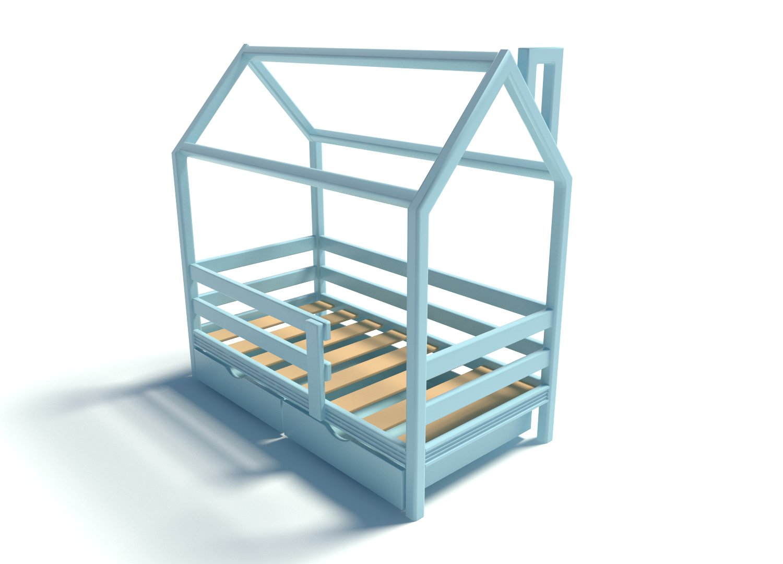 Детская кровать ИзбушкаДетские кроватки<br>Детская экологически чистая кровать.&amp;lt;div&amp;gt;&amp;lt;br&amp;gt;&amp;lt;div&amp;gt;Спальное место: 160*80 см.&amp;amp;nbsp;&amp;lt;/div&amp;gt;&amp;lt;div&amp;gt;В стоимость входит основание кровати, крепления.&amp;amp;nbsp;&amp;lt;/div&amp;gt;&amp;lt;/div&amp;gt;<br><br>Material: Сосна<br>Ширина см: 87<br>Высота см: 156