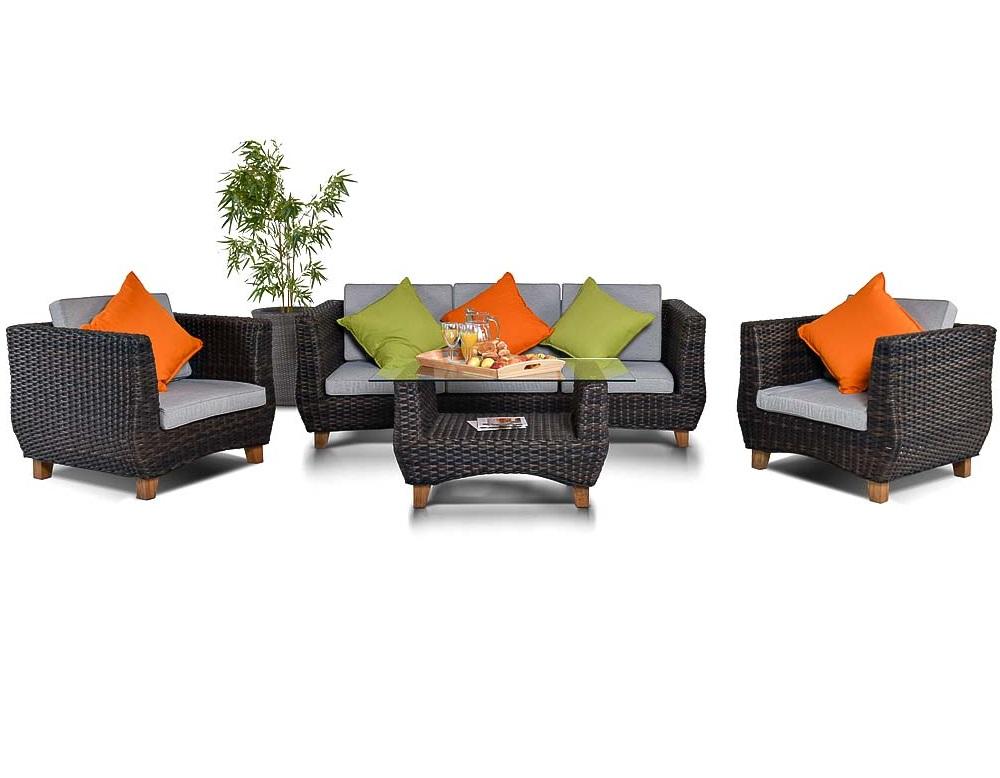 Комплект мебели НолаКомплекты уличной мебели<br>Лаунж зона из искусственного ротанга: 1 трехместный диван, 2 кресла и кофейный столик со стеклянной столешницей.&amp;amp;nbsp;&amp;lt;div&amp;gt;&amp;lt;br&amp;gt;&amp;lt;/div&amp;gt;&amp;lt;div&amp;gt;Материал: алюминиевый каркас, ножки из тикового дерева, искусственный ротанг, ручное плетение.&amp;amp;nbsp;&amp;lt;/div&amp;gt;&amp;lt;div&amp;gt;В комплекте подушки со съемными чехлами.&amp;lt;/div&amp;gt;&amp;lt;div&amp;gt;Размер дивана:&amp;amp;nbsp;211*77*71 см.&amp;lt;br&amp;gt;&amp;lt;/div&amp;gt;&amp;lt;div&amp;gt;Размер кресла:&amp;amp;nbsp;86*77*71 см.&amp;lt;br&amp;gt;&amp;lt;/div&amp;gt;&amp;lt;div&amp;gt;Размер столика:&amp;amp;nbsp;105*66*52 см.&amp;lt;br&amp;gt;&amp;lt;/div&amp;gt;<br><br>Material: Ротанг<br>Length см: None<br>Width см: None<br>Height см: None