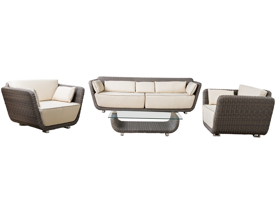 Комплект мебели РивьераКомплекты уличной мебели<br>Лаунж зона на 5 персон:&amp;lt;div&amp;gt;1 трехместный диван, 2 кресла, журнальный столик со стеклянной столешницей толщиной 10 мм.&amp;amp;nbsp;&amp;lt;div&amp;gt;&amp;lt;br&amp;gt;&amp;lt;/div&amp;gt;&amp;lt;div&amp;gt;Материал: искусственный ротанг, &amp;amp;nbsp;алюминиевый каркас, плетение круглое.&amp;lt;/div&amp;gt;&amp;lt;div&amp;gt;Размер дивана:&amp;amp;nbsp;260*92*82 см.&amp;lt;/div&amp;gt;&amp;lt;/div&amp;gt;&amp;lt;div&amp;gt;Размер кресла:&amp;amp;nbsp;110*92*82 см&amp;lt;br&amp;gt;&amp;lt;/div&amp;gt;&amp;lt;div&amp;gt;Размер столика:&amp;amp;nbsp;120*66*40 см&amp;lt;br&amp;gt;&amp;lt;/div&amp;gt;<br><br>Material: Ротанг<br>Length см: None<br>Width см: None<br>Height см: None