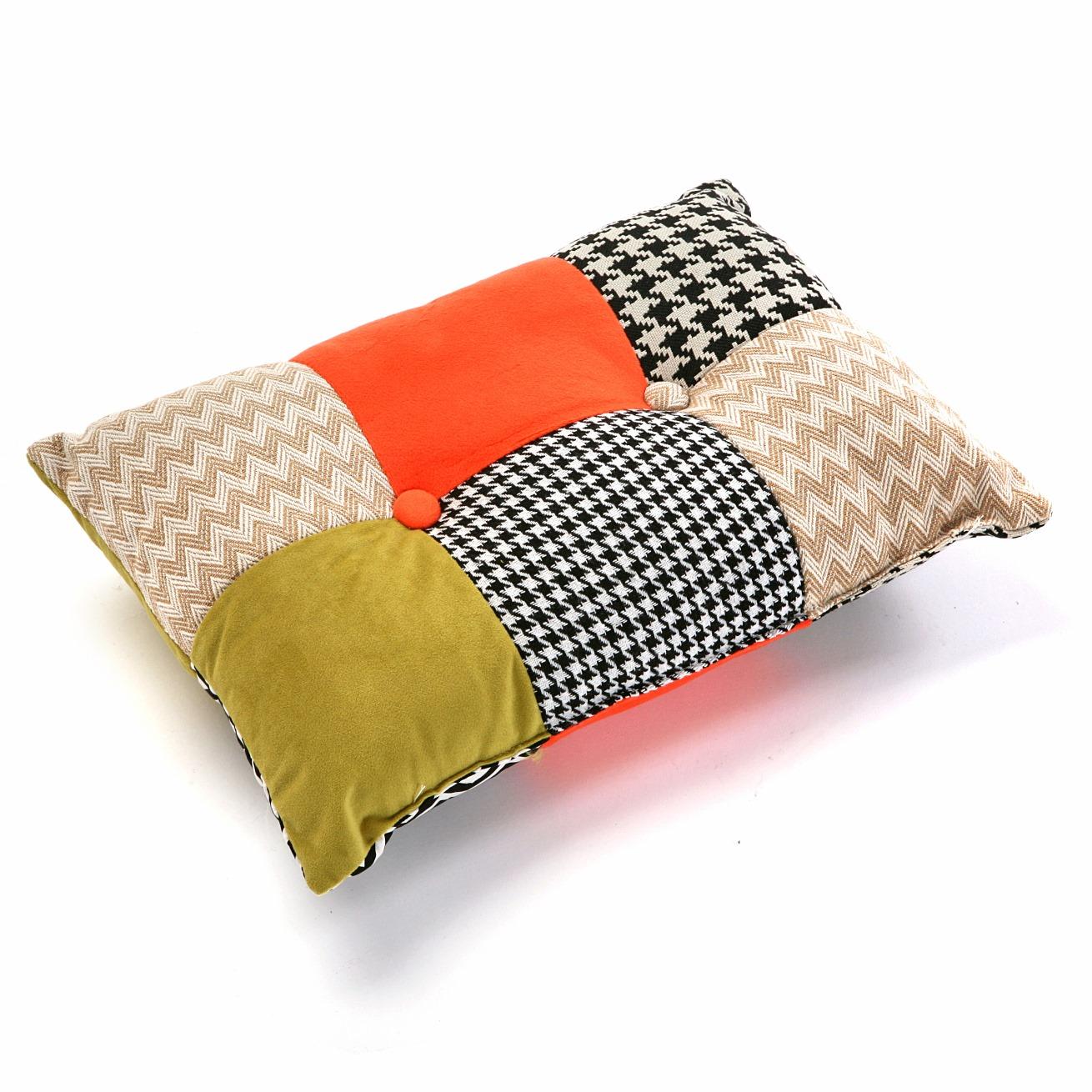 Декоративная подушкаПрямоугольные подушки<br><br><br>Material: Хлопок<br>Length см: None<br>Width см: 50<br>Depth см: 15<br>Height см: 30