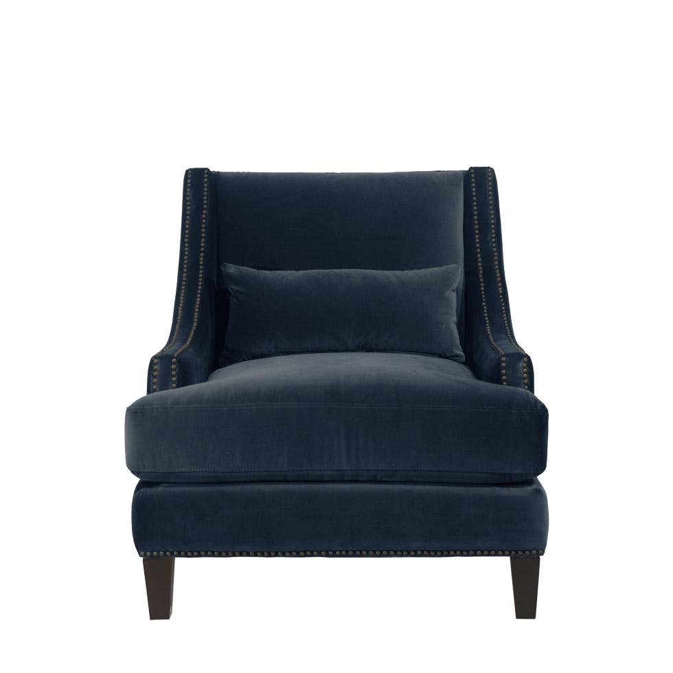 Кресло Delfi ArmchairИнтерьерные кресла<br><br><br>Material: Текстиль<br>Ширина см: 97<br>Высота см: 89<br>Глубина см: 84