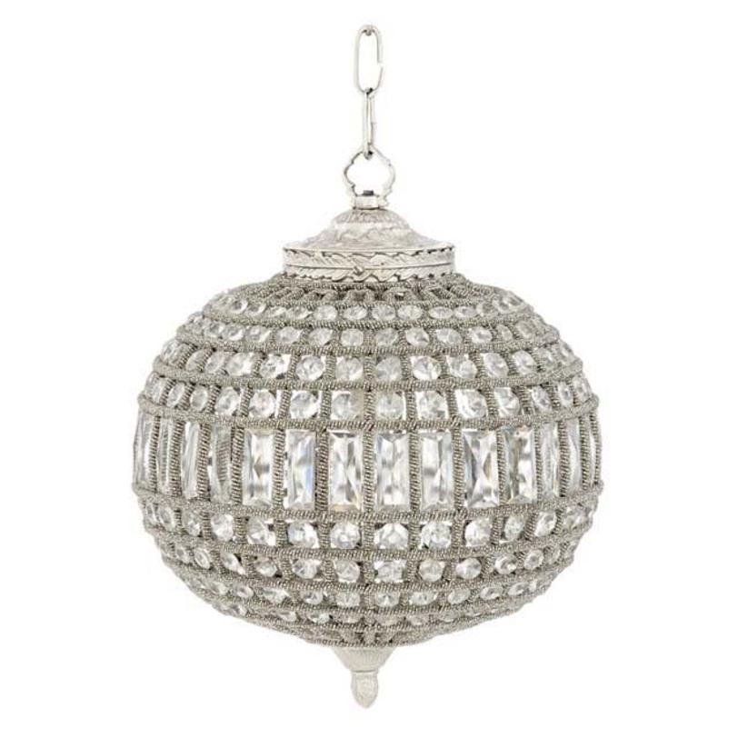 Люстра Kasbah Oval SmallЛюстры подвесные<br>&amp;lt;div&amp;gt;Люстра-драгоценность, люстра-кристалл. В ней сочетаются дань уважения традициям барочной роскоши и современный блеск и великолепие.&amp;amp;nbsp;&amp;lt;/div&amp;gt;&amp;lt;div&amp;gt;&amp;lt;br&amp;gt;&amp;lt;/div&amp;gt;&amp;lt;div&amp;gt;Вид цоколя: E14&amp;lt;/div&amp;gt;&amp;lt;div&amp;gt;Мощность: &amp;amp;nbsp;40W&amp;amp;nbsp;&amp;lt;/div&amp;gt;&amp;lt;div&amp;gt;Количество ламп: 1 (нет в комплекте)&amp;lt;/div&amp;gt;<br><br>Material: Стекло<br>Высота см: 45
