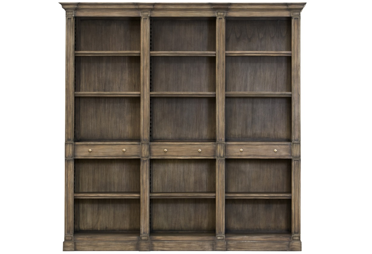 "Шкаф ""Abedreen Triple Bookshelf"""