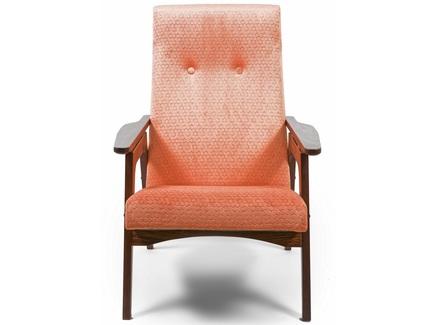 Кресло «sputnik callisto coral» (sputnik) розовый 64.0x95.0x80.0 см.