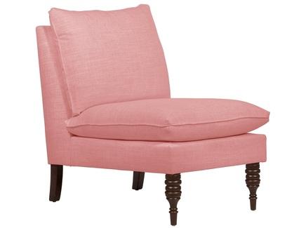 Интерьерное кресло daphne (myfurnish) розовый 67x87x89 см.