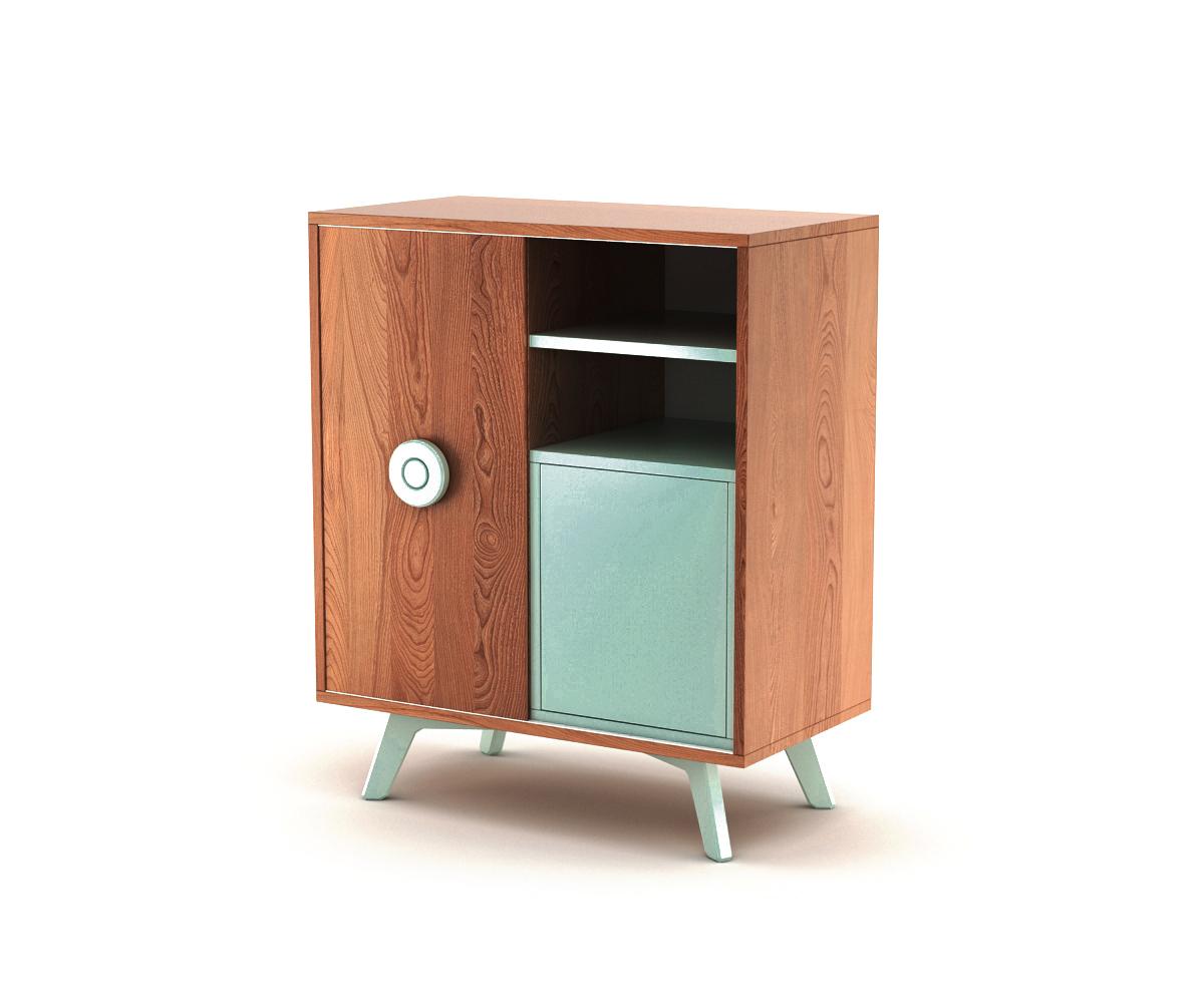 Комод BUTTONИнтерьерные комоды<br>Комод Button. Модель из новой коллекции мебели The IDEA. Строгие линии, гармоничные фактуры, современное исполнение – отличительные черты комода Button. Универсальный корпус, фирменные цвета эмали The IDEA и яркая ручка Button игриво впишутся в любой интерьер.<br>Инструкция по сборке прилагается.<br>Срок изготовления до 25 рабочих дней<br><br>Material: Дерево<br>Ширина см: 45<br>Высота см: 90