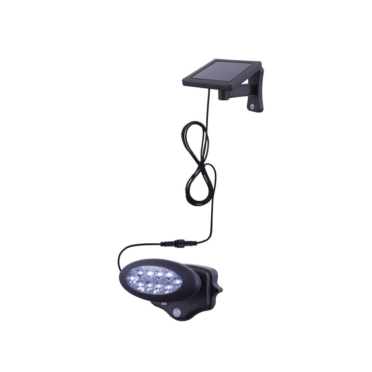 Светильник уличный с датчиком движенияУличные настенные светильники<br>&amp;lt;div&amp;gt;&amp;lt;div&amp;gt;Вид цоколя: LED&amp;lt;/div&amp;gt;&amp;lt;div&amp;gt;Мощность лампы: 0,06W&amp;lt;/div&amp;gt;&amp;lt;div&amp;gt;Количество ламп: 10&amp;lt;/div&amp;gt;&amp;lt;/div&amp;gt;&amp;lt;div&amp;gt;&amp;lt;/div&amp;gt;<br><br>Material: Пластик<br>Ширина см: 17<br>Высота см: 11<br>Глубина см: 11