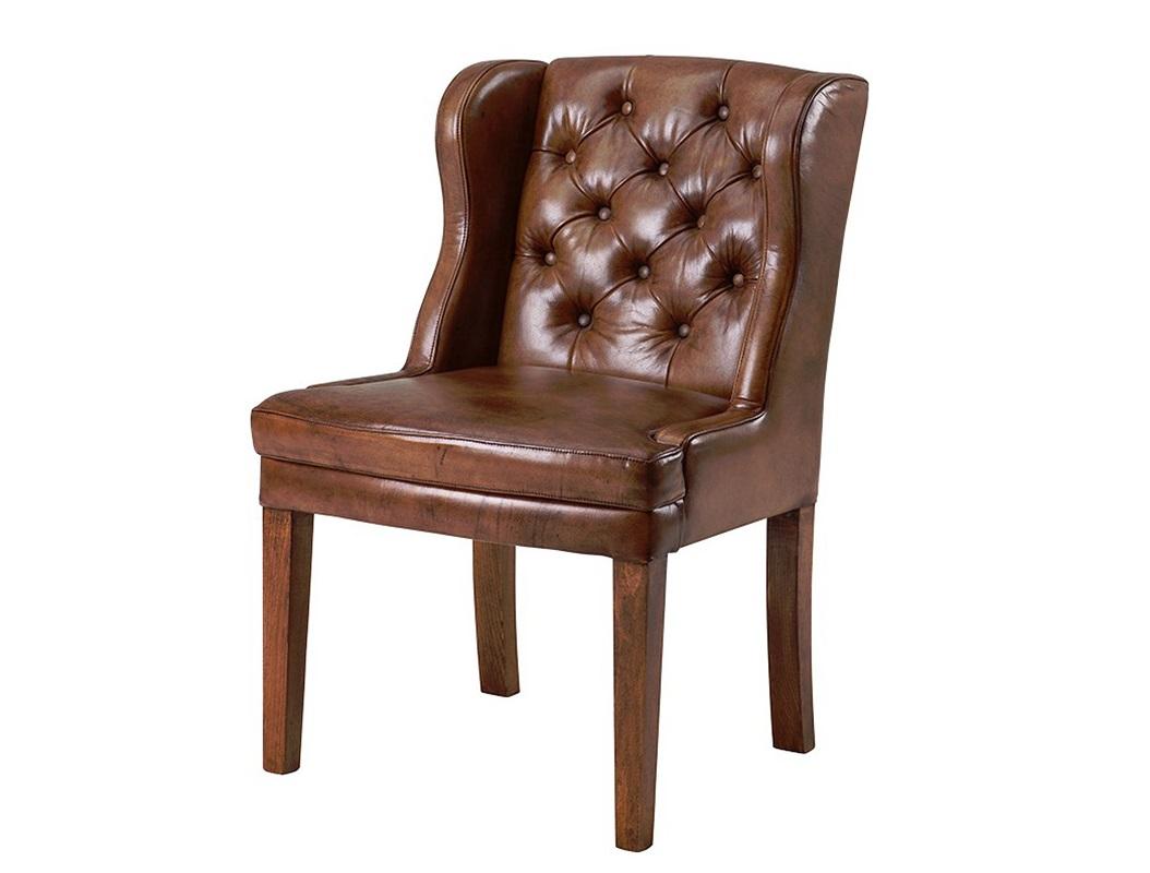 СтулОбеденные стулья<br><br><br>Material: Кожа<br>Width см: 59<br>Depth см: 57<br>Height см: 90