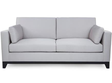 Диван dublin (myfurnish) серый 220x87x90 см.