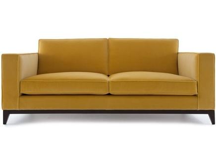 Диван orlando (myfurnish) желтый 178x85x100 см.