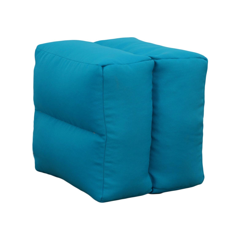 Пуф-аэрокубФорменные пуфы<br>Мягкий пуф станет элегантной и полезной деталью в вашем интерьере. Пуф сделает пространство стильным и уютным. Благодаря мягкой набивке пуф удобен для сидения. Отсутствие острых углов и мягкий наполнитель делают пуф безопасным аксессуаром в доме, где живут дети.<br><br>Material: Текстиль<br>Length см: None<br>Width см: 45<br>Depth см: 45<br>Height см: 45