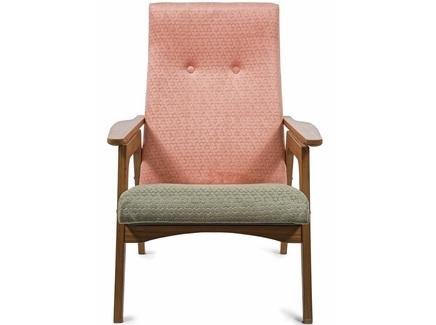 Кресло «sputnik callisto coral-olive» (sputnik) оранжевый 64.0x95.0x80.0 см.