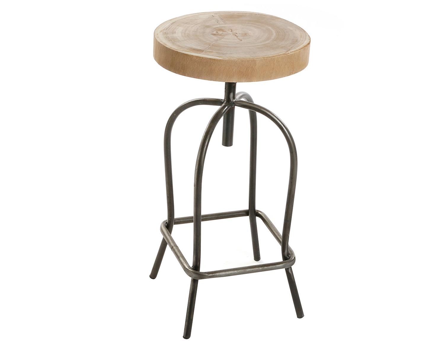 ТабуретБарные стулья<br><br><br>Material: Дерево<br>Length см: None<br>Width см: None<br>Height см: 73<br>Diameter см: 36