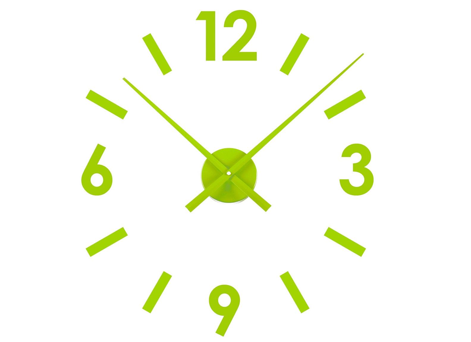 Настенные часы STICKERНастенные часы<br>кварцевый механизм<br><br>Material: Пластик<br>Length см: None<br>Width см: None<br>Depth см: 5<br>Height см: None<br>Diameter см: 25