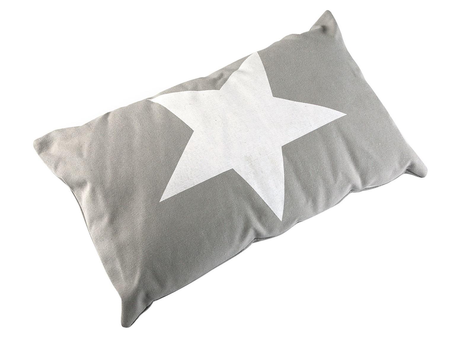 Подушка STARПрямоугольные подушки<br><br><br>Material: Хлопок<br>Length см: None<br>Width см: 50<br>Depth см: 30<br>Height см: 15