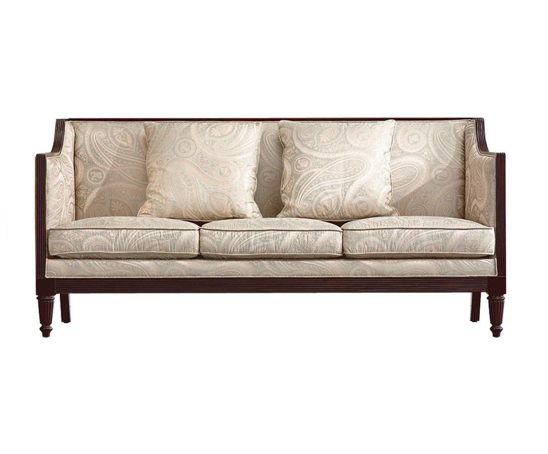 Диван MestreТрехместные диваны<br>Что позволяет вместительному трехместному дивану &amp;quot;Mestre&amp;quot; выглядеть столь изящно? Секрет его элегантности кроется в аскетичности форм и традиционном оформлении в стиле американской буржуазии. Однотонная внешняя велюровая обивка контрастирует с великолепными узорами, создавая чрезвычайно модное сочетание.&amp;lt;div&amp;gt;&amp;lt;br&amp;gt;&amp;lt;/div&amp;gt;&amp;lt;div&amp;gt;Основание, ножки, фронтальная и верхняя часть подлокотников и спинки в отделке шпон красного дерева.&amp;lt;/div&amp;gt;<br><br>Material: Текстиль<br>Length см: None<br>Width см: 198<br>Depth см: 80<br>Height см: 94