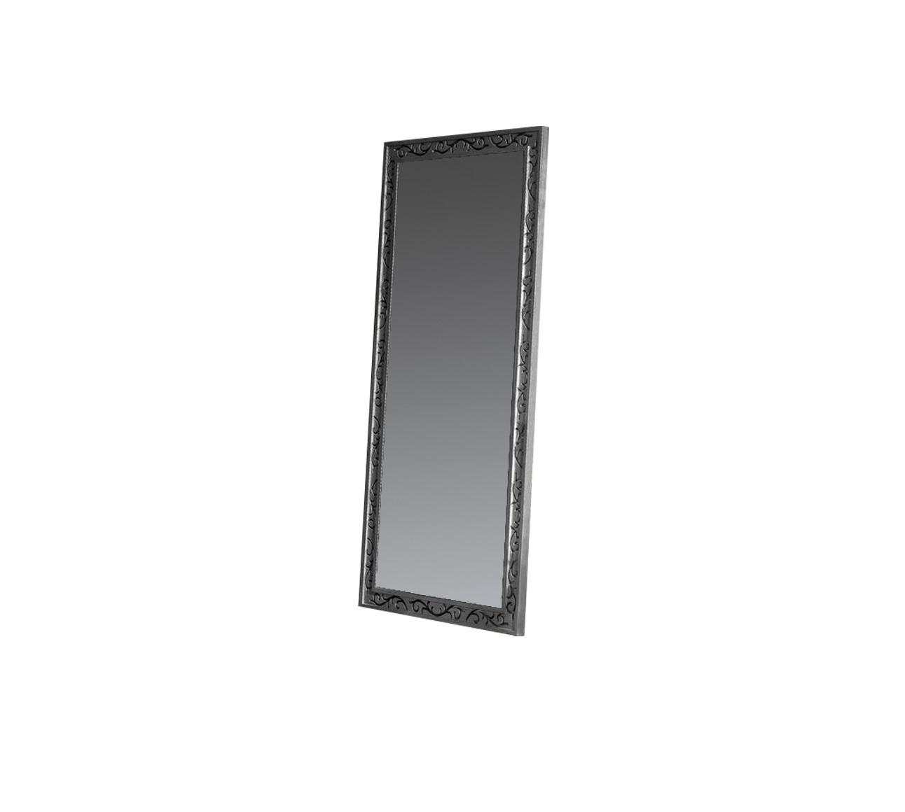 Напольное зеркало VeronaНапольные зеркала<br>Verona – изысканный аксессуар для интерьера во французском стиле. Прямоугольная форма в сочетании с изящным декором создает воздушный образ. Зеркальное полотно заключено в классическую раму, украшенную великолепным узором. Сквозной орнамент, выполненный лазером, демонстрирует поистине филигранную работу итальянских мастеров Fratelli Barri. Благородный оттенок «под сусальное серебро» придает модели антикварный лоск.&amp;amp;nbsp;<br><br>Material: Дерево<br>Length см: None<br>Width см: 90.0<br>Depth см: None<br>Height см: 190.0<br>Diameter см: None