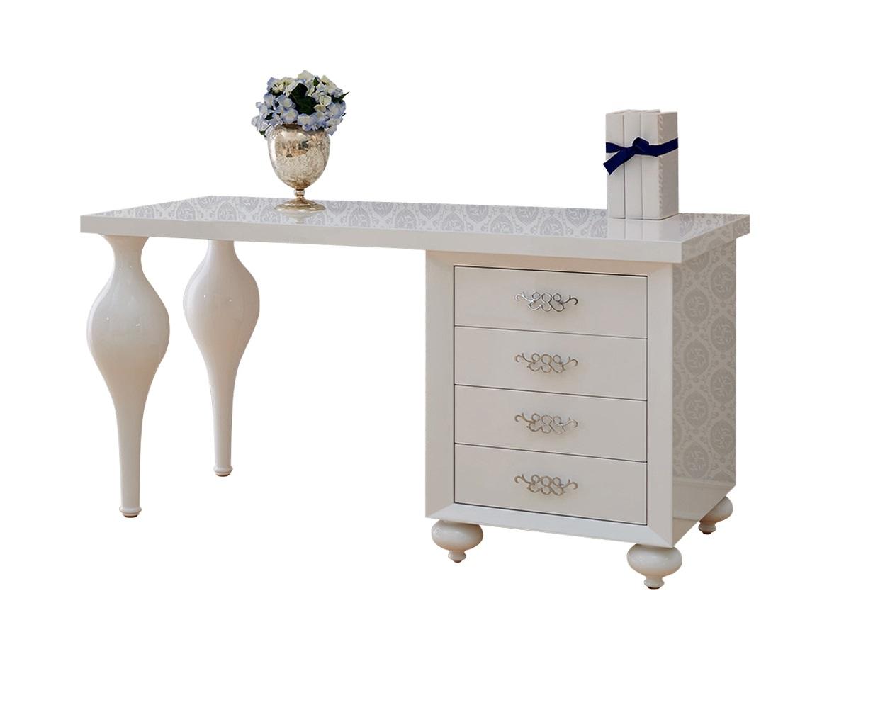 Письменный стол palermo (fratelli barri) белый 150x76x65 см.