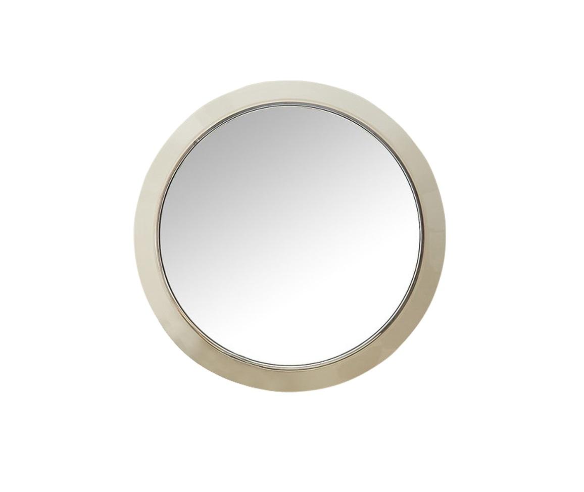 Зеркало ROMAНастенные зеркала<br>Рама в отделке бежевый лак (Beige B).<br><br>Material: Дерево<br>Глубина см: 4