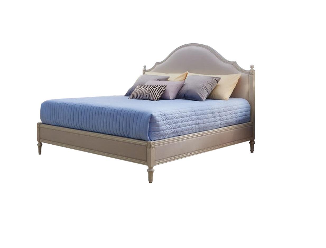 Кровать MESTREКровати с мягким изголовьем<br>Кровать выполнена в стиле неоклассика. Поставляется без матраса и без постельных принадлежностей.<br>Изголовье и царги кровати отделаны светлой тканью - рогожка.&amp;lt;div&amp;gt;&amp;lt;br&amp;gt;&amp;lt;/div&amp;gt;&amp;lt;div&amp;gt;&amp;lt;span style=&amp;quot;line-height: 24.9999px;&amp;quot;&amp;gt;Размер спального места 180*200 см.&amp;amp;nbsp;&amp;lt;/span&amp;gt;&amp;lt;br&amp;gt;&amp;lt;/div&amp;gt;<br><br>Material: Дерево<br>Length см: 217<br>Width см: 191,5<br>Height см: 150