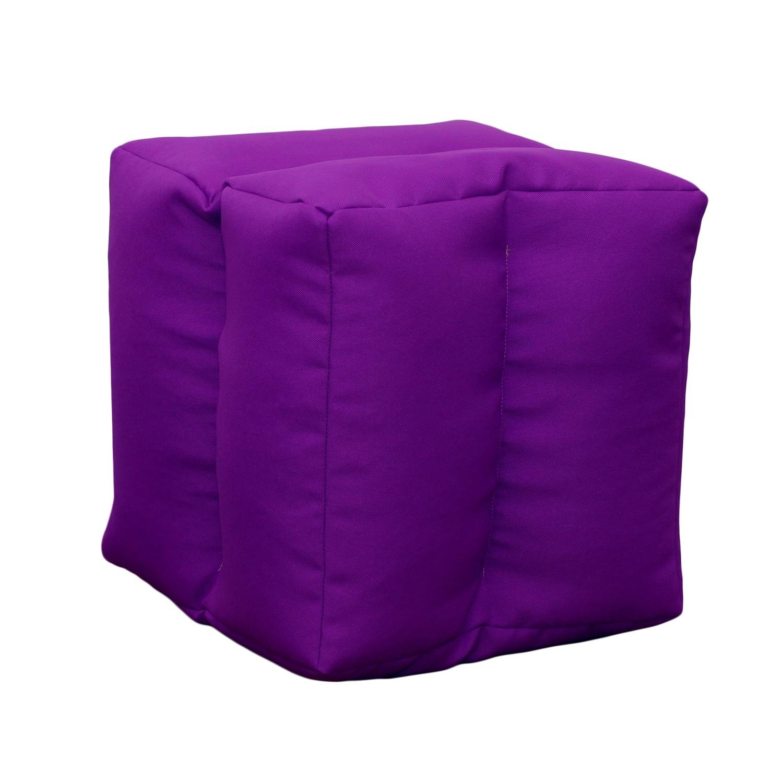 Пуф-аэрокубФорменные пуфы<br>Мягкий пуф станет элегантной и полезной деталью в вашем интерьере. Пуф сделает пространство стильным и уютным. Благодаря мягкой набивке пуф удобен для сидения. Отсутствие острых углов и мягкий наполнитель делают пуф безопасным аксессуаром в доме, где живут дети.<br><br>Material: Текстиль<br>Length см: None<br>Width см: 35<br>Depth см: 35<br>Height см: 35