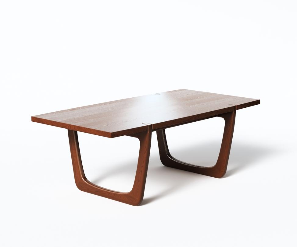 Журнальный стол AndyЖурнальные столики<br>Журнальный стол ANDY успешно объединил простоту и функциональность. Он отлично подходит для дружеских посиделок в гостиной и для семейных чаепитий.<br><br>Material: МДФ<br>Length см: 111.0<br>Width см: 54.0<br>Depth см: None<br>Height см: 39.0<br>Diameter см: None