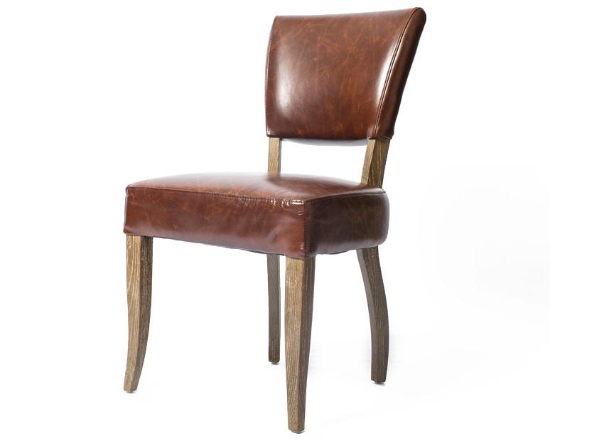 Стул MaimiОбеденные стулья<br>Элегантный обеденный стул Miami в натуральной коже, ножки из дуба.<br><br>Material: Кожа<br>Length см: 0<br>Width см: 50<br>Depth см: 50<br>Height см: 90<br>Diameter см: 0