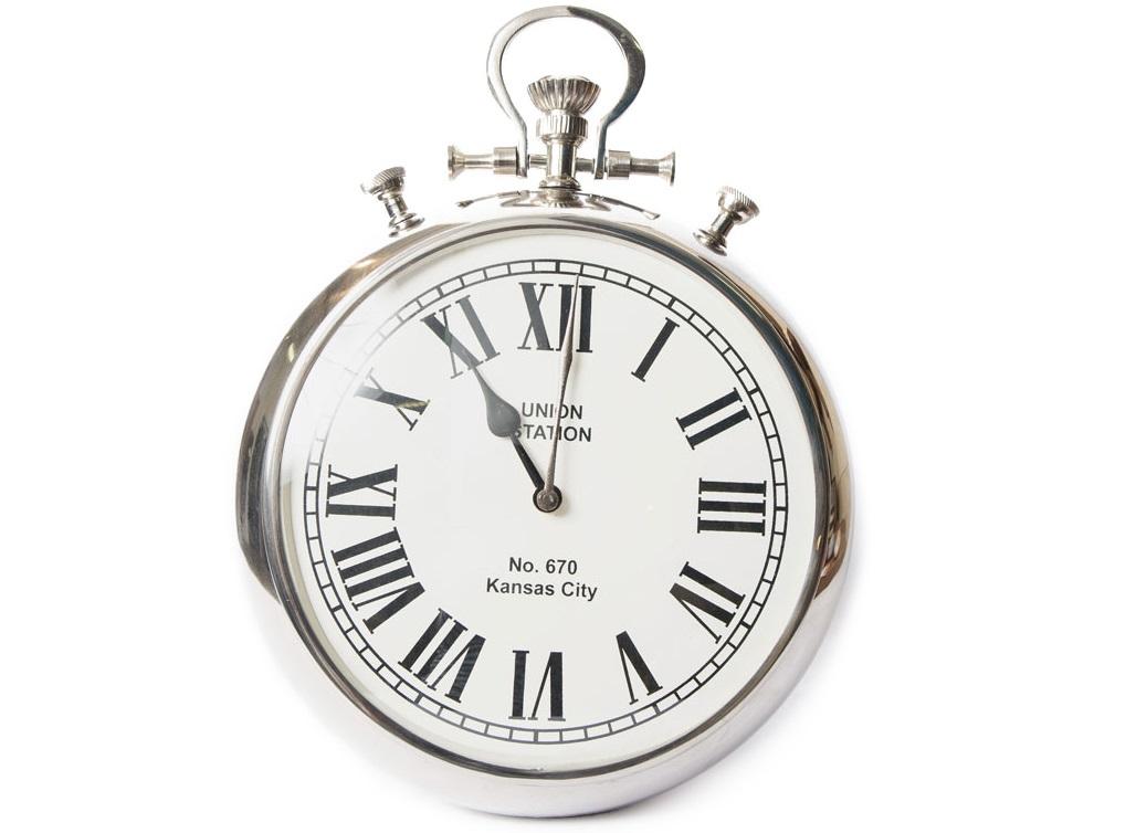 Часы настенные DanielНастенные часы<br>Металлические подвесные часы. Стильный аксессуар легко дополнит интерьер любого помещения, будь то жилой дом, салон красоты, фотостудия или офис.<br><br>Material: Металл<br>Ширина см: 36<br>Высота см: 30<br>Глубина см: 10