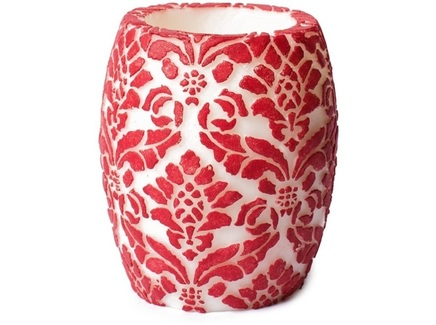 "Свеча ""Damask Pineapple Red"""