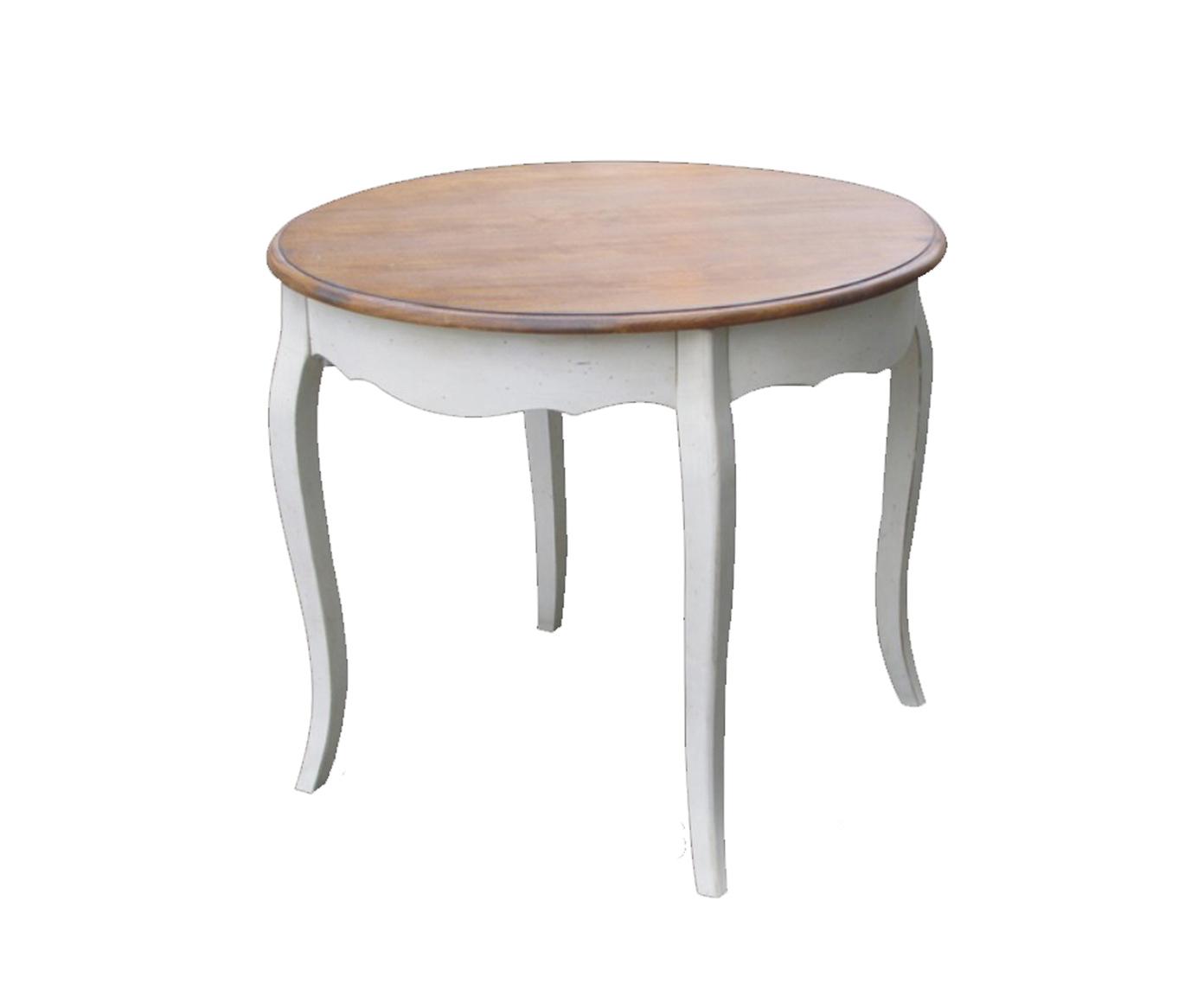 Стол обеденныйОбеденные столы<br><br><br>Material: Бук<br>Height см: 76<br>Diameter см: 90