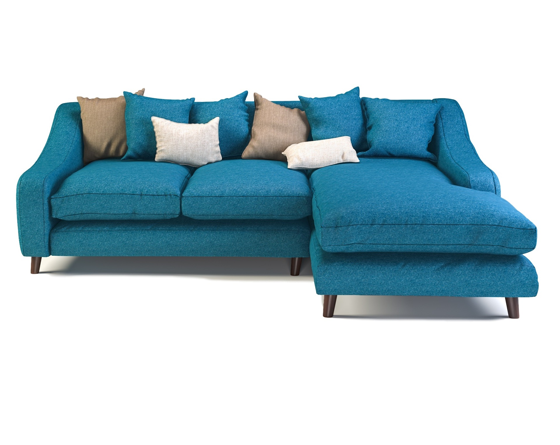 Диван AngleУгловые диваны<br>&amp;lt;div&amp;gt;Что делает диван &amp;quot;Angle&amp;quot; таким незаурядным? Его воздушность, конечно! Тонкие, элегантные ножки придают дивану эффект левитации, а &amp;quot;скошенные&amp;quot; подлокотники расширяют и без того просторное сиденье.&amp;lt;br&amp;gt;&amp;lt;/div&amp;gt;&amp;lt;div&amp;gt;&amp;lt;br&amp;gt;&amp;lt;/div&amp;gt;В комплекте 2 подушки того же цвета что и обивка.<br><br>Material: Текстиль<br>Width см: 247<br>Depth см: 167<br>Height см: 73