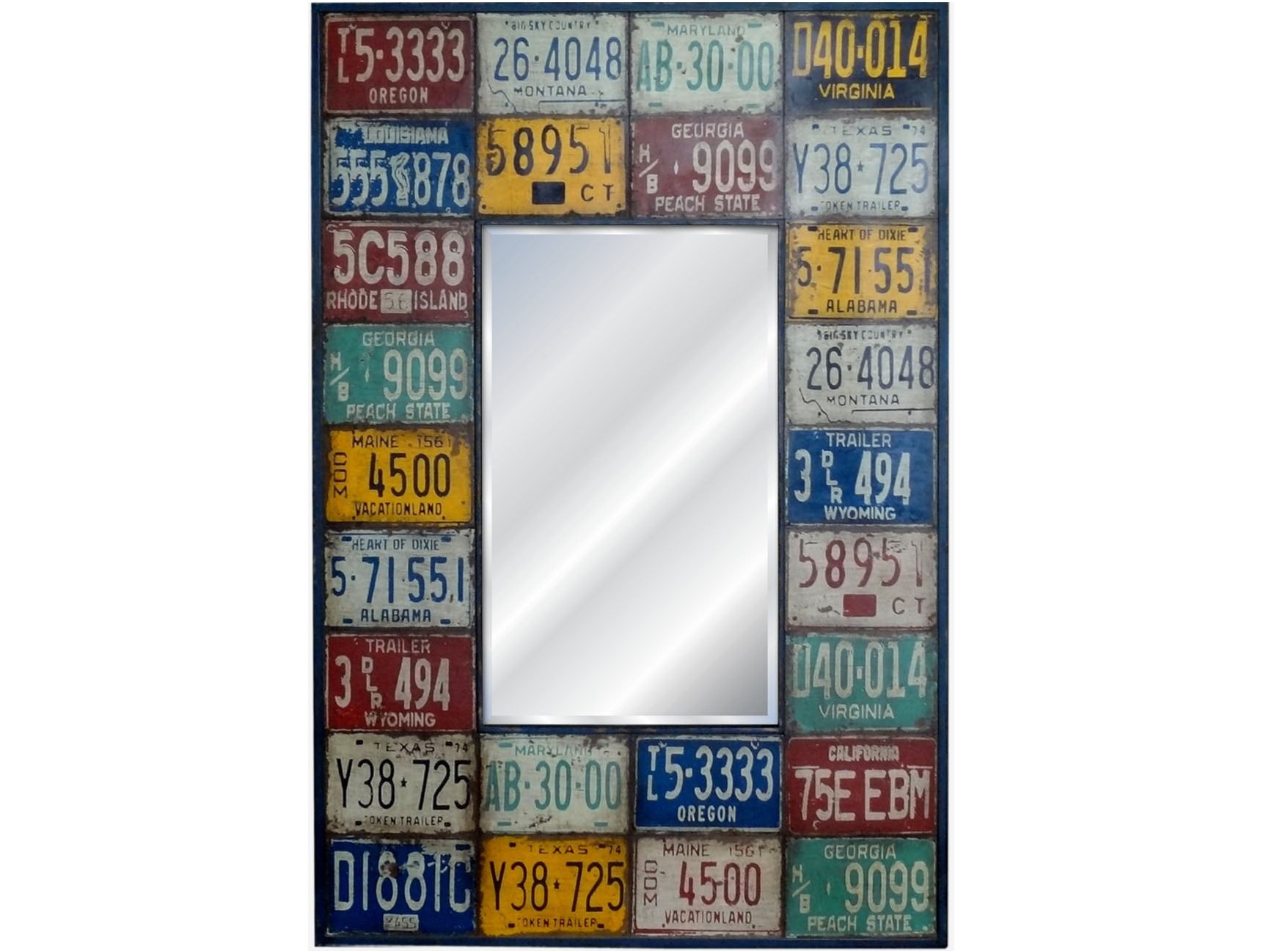 Зеркало настенноеНастенные зеркала<br><br><br>Material: Дерево<br>Width см: 90<br>Depth см: 7<br>Height см: 136