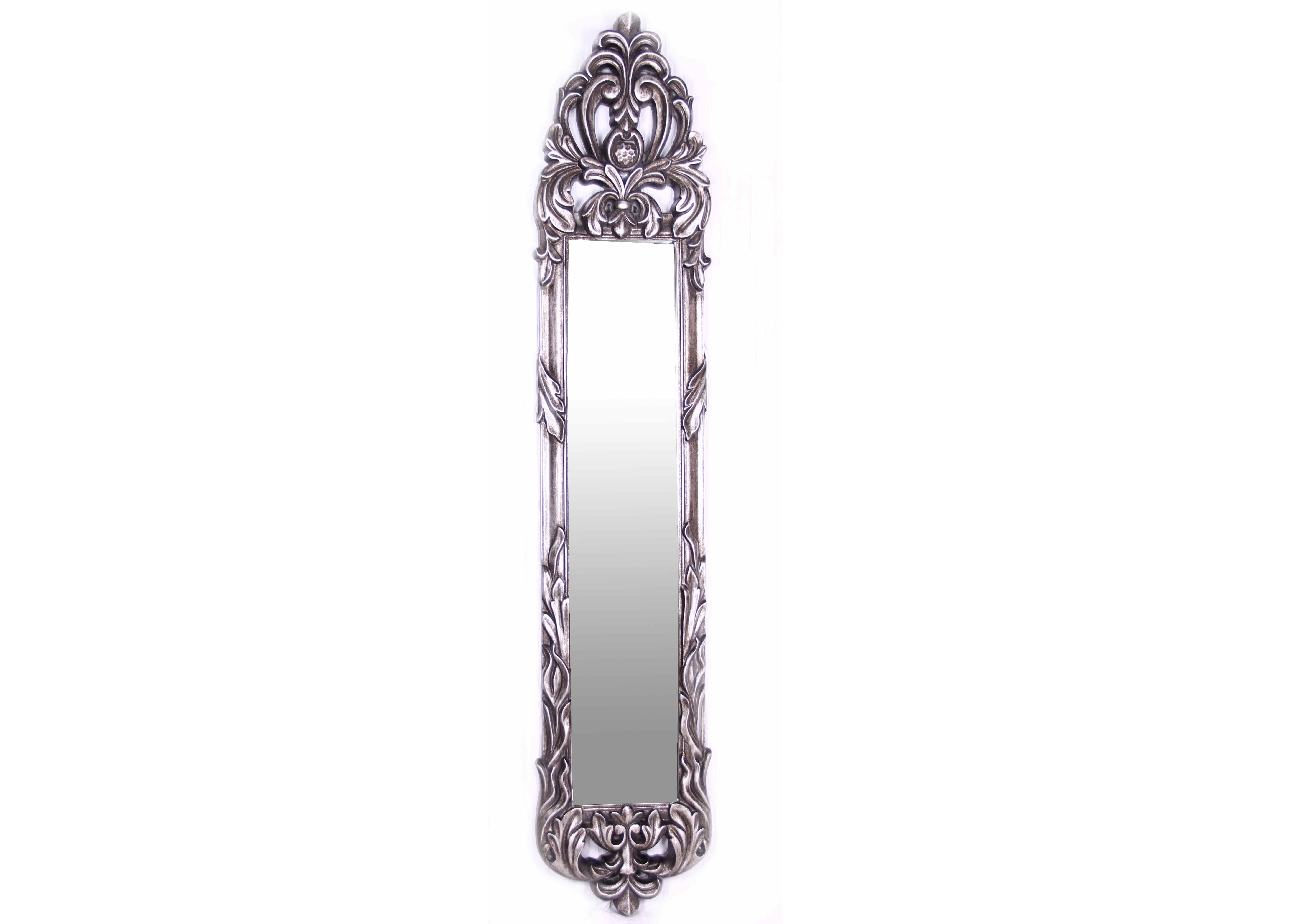 ЗеркалоНастенные зеркала<br><br><br>Material: Полистоун<br>Width см: 38,5<br>Depth см: 6<br>Height см: 195