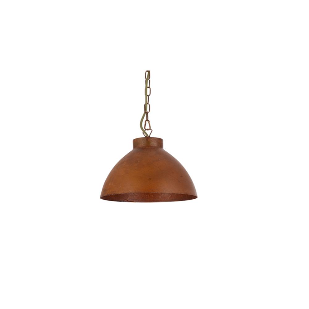 Подвесной светильникПодвесные светильники<br>Вид цоколя: E27&amp;lt;div&amp;gt;Мощность лампы: 40W&amp;lt;/div&amp;gt;&amp;lt;div&amp;gt;Количество ламп: 1&amp;lt;/div&amp;gt;<br><br>Material: Металл<br>Height см: 27<br>Diameter см: 32,5