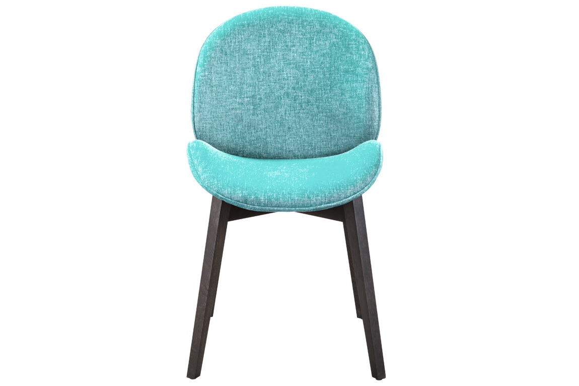 Стул Marty Side ChairОбеденные стулья<br><br><br>Material: Текстиль<br>Width см: 48<br>Depth см: 58<br>Height см: 84