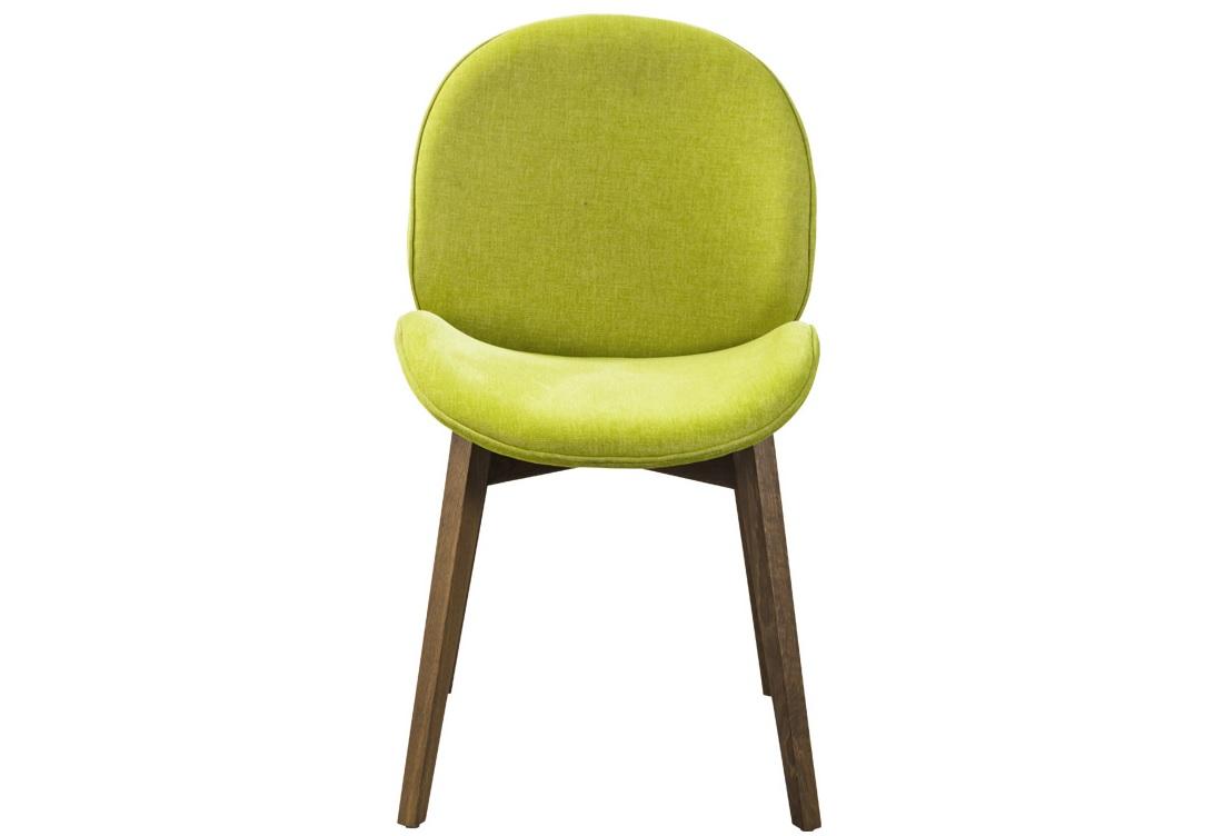 Стул Marty Side ChairОбеденные стулья<br><br><br>Material: Текстиль<br>Ширина см: 48<br>Высота см: 84<br>Глубина см: 58