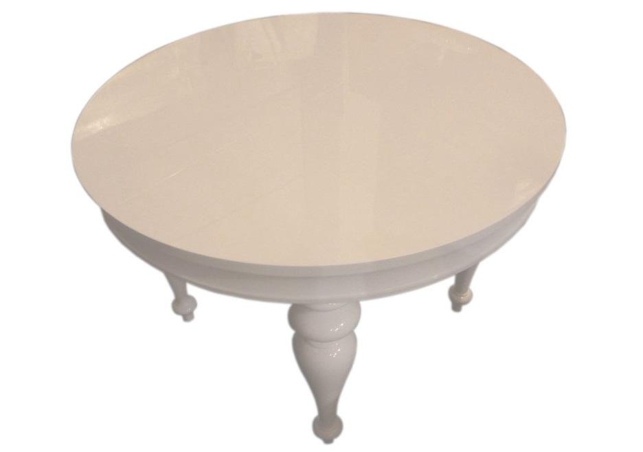 Обеденный стол раздвижной GALIANOОбеденные столы<br>Диаметр 110-150 см.<br><br>Material: Дерево<br>Width см: None<br>Depth см: None<br>Height см: 77<br>Diameter см: 110
