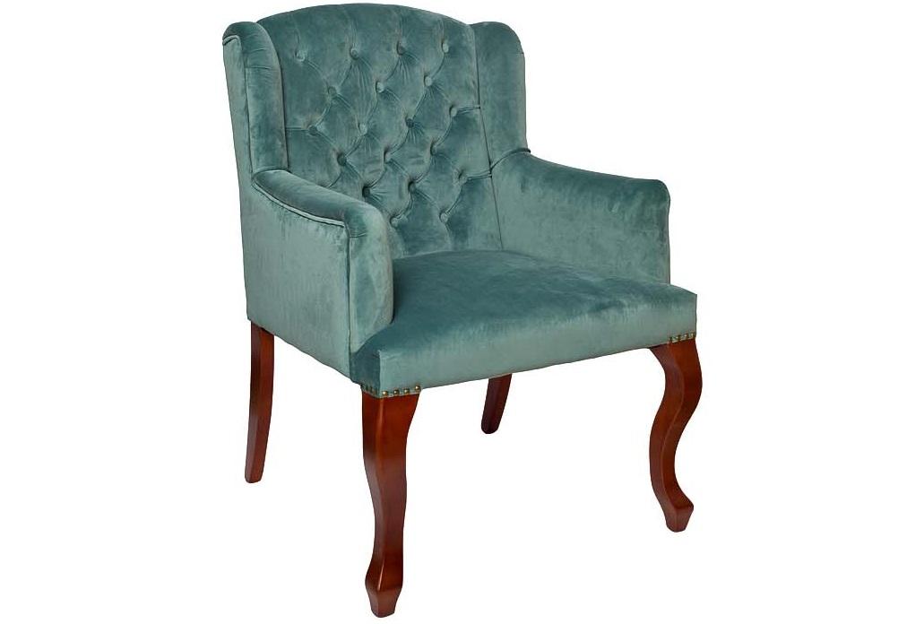 КреслоИнтерьерные кресла<br><br><br>Material: Бархат<br>Width см: 70<br>Depth см: 65<br>Height см: 96