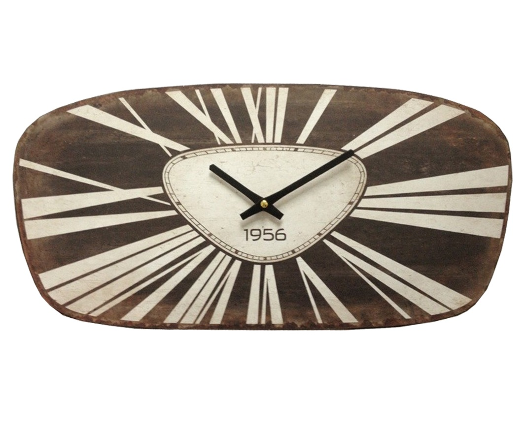 Настенные часыНастенные часы<br>Батарейки типа AА.<br><br>Material: Дерево<br>Length см: None<br>Width см: 50<br>Depth см: 3<br>Height см: 25