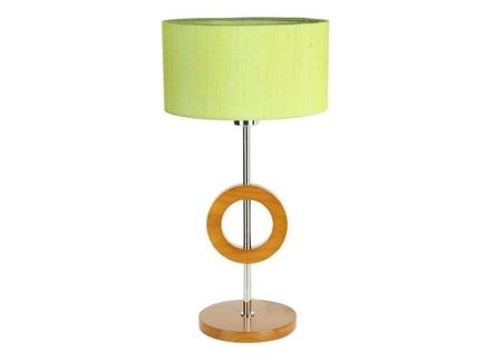 Настольная лампа (farol) зеленый 25.0x46.0x25.0 см.