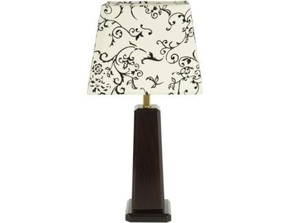 Настольная лампа (farol) коричневый 20.0x42.0x20.0 см.