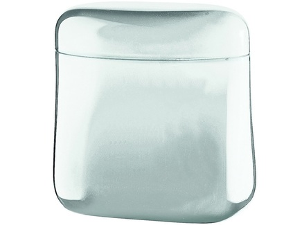 Банка для кофе gocce (guzzini) прозрачный 14x14x8 см.